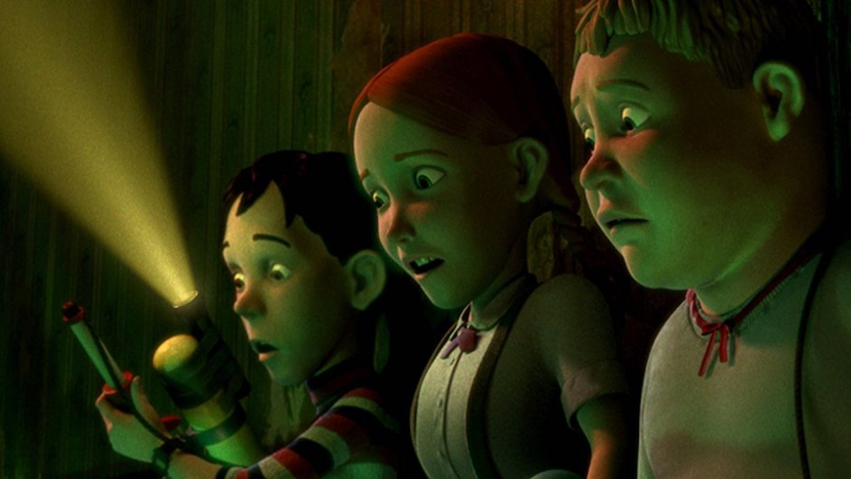 9 Scary-ish Movies to Introduce Kids to the Horror Genre